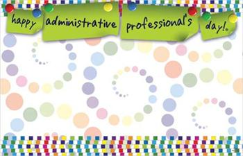 Administrative Professional's Week