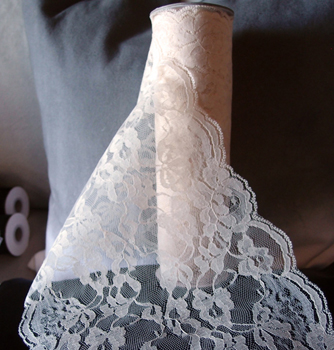 Tulle and Lace Ribbon